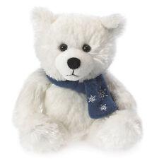 """Boyds Bears 6"""" Artie the Polar Bear Holiday Love Buddy Plush ~ 4044180"""