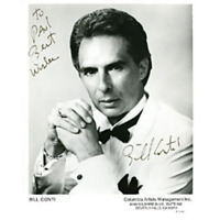 Bill Conti Autographed / Signed 8x10 Photo