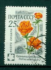 Russie - USSR 1960 - Michel n. 2420 A - Fleurs diverses d'Asie centrale