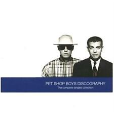 Pet Shop Boys Discography CD NEW