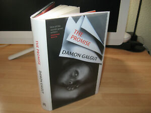 The Promise Damon Galgut 1st print Booker Prize shortlist favourite to win? 2021