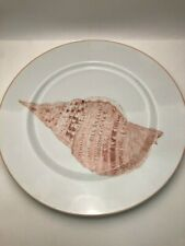 Coquille by Fitz and Floyd fine China Dinner Plate style 2 , 10.25""