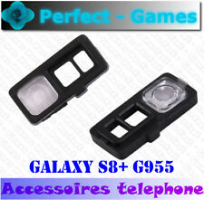 Samsung galaxy S8+ Plus G955 support flash lumière photo bezel flashlight cover