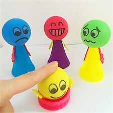 2Pcs Jump Doll Bounce Elf Fly Creative Educational Toys For Children Kids Baby