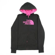 THE NORTH FACE Black Hoodie | Womens M | Hooded Hood Sweatshirt Vintage Retro