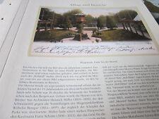 Bremen Archiv 6 Alltag 6043 Bürgerpark >Bild um 1900