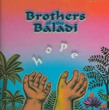 BROTHERS OF THE BALADI - HOPE USED - VERY GOOD CD