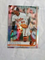 2019 topps chrome x refractor Mychal Givens Baltimore Orioles ⚾️⚾️⚾️⚾️⚾️⚾️⚾️⚾️⚾