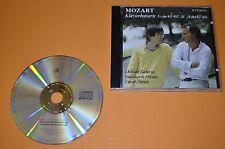 Mozart - Klavierkonzerte / Zacharias, Zinman / Dresden / Eterna 1986 / VEB CZECH