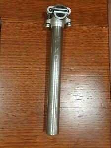 Syncros Titanium Seatpost 27.2 in line straight