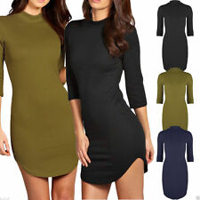 Unbranded Polyester Textured Dresses for Women