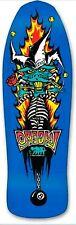 Ltd. Black Label John Lucero 12XU Reissue Skateboard Deck - Blue - New in Shrink