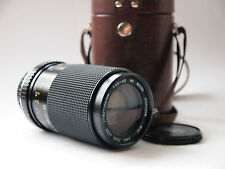 Carl Zeiss Jenazoom 80-200mm F4.5-5.6 MC Minnolta MD mount lens. stock No. U2399
