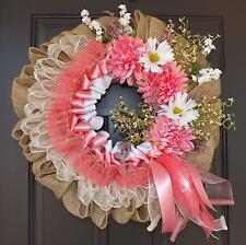 "23"" Wonderful Unique Handmade Wreath - Veronica"