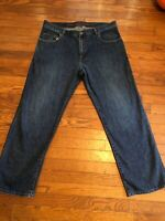 Tommy Bahama Easy Fit 38 x 30 Denim Jeans Pants Broken In Relaxed Medium Wash
