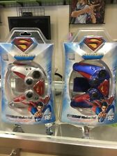 Superman Returns Wireless Controller (Set Of 2) PlayStation 2 PS2 Factory Sealed