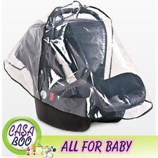 New Universal Car Seat Rain Cover BEST PRICE Raincover