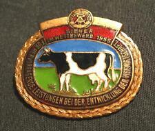 Sieger im Wettbewerb Viehwirtschaft 1955 - Bronzestufe -