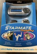 SIRIUS Starmate Replay ST2 Satellite Radio W/ Car Kit New Old Stock