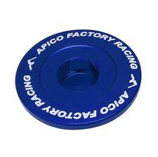 APICO ENGINE PLUG SET HUSQVARNA FC250 03-16 FC350 13-16  BLUE