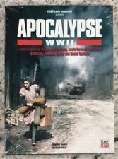 Apocalypse WWII (DVD, Time Life, 4-Disc Set) New, Free Shipping