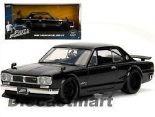 Fast & Furious 5 1970 Brian's Classic Nissan Skyline 2000 Gt-r 1/24 Jada Toys