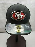 New Era 59FIFTY 5950 San Francisco 49ers ON FIELD SIDELINE Fitted Cap Hat 6 1/2