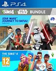 The Sims 4 Star Wars: Journey to Batuu PS4 (Sony PlayStation 4, 2020) Brand New