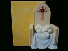 New ListingPrecious Moments *Very Rare* Chapel Exclusive Figurine-Worthy Is The Lamb
