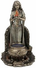 Brigid Figurine / Altar Statue  / Wicca / Druidry / Nemesis Now