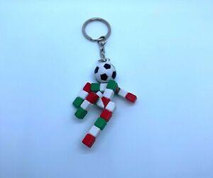 FIFA World Cup - Italy 90 - Italia 90 - Mascot Ciao Keychain