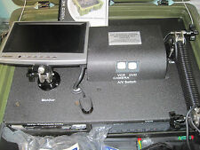 PORTABLE VIDEO MESSENGER SYSTEM MONITOR CAMERA  N563
