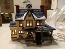 """New ListingDepartment 56 christmas village """" Boarding House""""New England Village Series."""