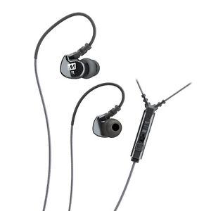 MEE audio M6P Memory Wire Sports Earphone 2 Pack (Bulk Packaging)