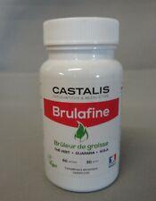 CASTALIS - BRULAFINE - BRULEUR DE GRAISSE - 60 GELULES -  11/2022