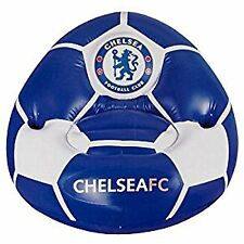 Chelsea F.c. Inflatable Chair  With Two Drinks Holders