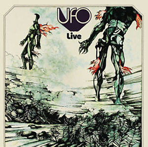 """UFO : Live Vinyl 12"""" Album (2015) ***NEW*** Incredible Value and Free Shipping!"""