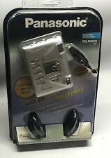 Panasonic RQNX60V Compact Personal Stereo Radio Cassette Player (Discontinued)