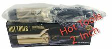 HOT TOOLS Professional 24K Gold Curling Iron/Wand, - 2 inch - SEALED BAG