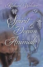 Spirit & Dream Animals Book ~ Discover Your Totem Wiccan Pagan Witchcraft Supply