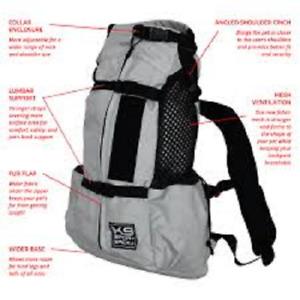 K9 Sport Sack Air 2 NEW VERSION , k9 sportsack, dog back pack