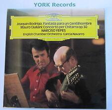 DG 2530 975 - RODRIGO - Fantasia para un Gentilhombre YEPES - Ex Con LP Record
