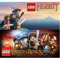 LEGO combo set 2in1: The Hobbit + The Lord of The rings (Steam key/Region free)