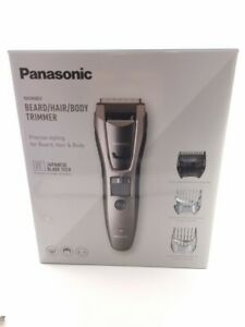 Panasonic ER-GB80 Cordless Trimmer, Wet and Dry Beard, Hair and Body Trimmer £80