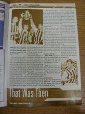 28/08/2000 Autographed Programme: West Bromwich Albion v Queens Park Rangers - H