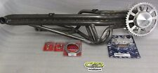 "C&S Custom 12"" Over Single Side 240 Wide Tire Swing Arm Suzuki Hayabusa"
