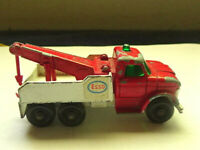 Rare Complete Lesney Matchbox No.71 Ford Heavy Wreck Truck Esso