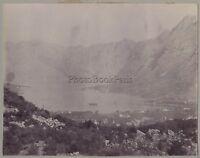 Montenegro Croazia ? Foto n1 Vintage Citrato Ca 1890