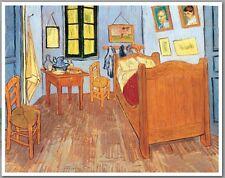 Peinture à l'huile chambre Van Gogh Toile 50cm x 40cm