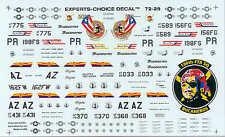 Los expertos de elección 1/72 General Dynamics F-16A/F-16B Fighting Falcon # 7229